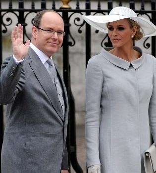 Alberto de Mónaco y Charlene Wittstock darán una fiesta en Sudáfrica tras su boda