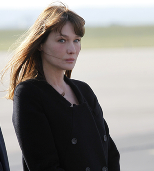 Carla Bruni no irá a Cannes por