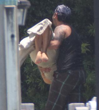 Eduardo Cruz y Eva Longoria: amor adolescente en Miami