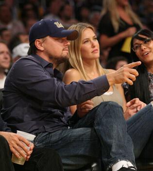 La ruptura amistosa de Leonardo DiCaprio y Bar Refaeli
