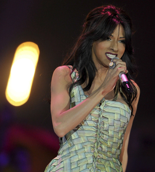 Dana International se queda fuera de la final de Eurovisión 2011