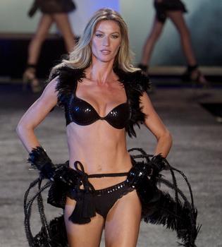 Gisele Bündchen lanza en Brasil su propia marca de ropa interior