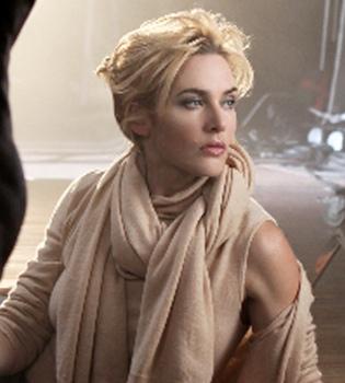 Kate Winslet, espectacular como nueva imagen de la marca de ropa St.John