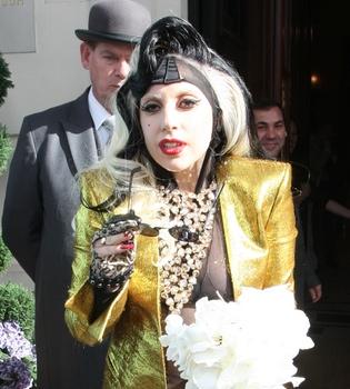 Lady Gaga, primera en lograr 10 millones de seguidores en Twitter