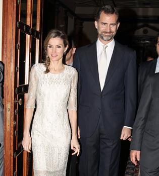 Los Príncipes Felipe y Letizia entregarán el 31 de mayo los 'Príncipes de Viana'