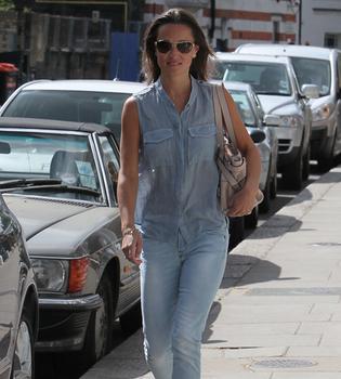 Pippa Middleton, nuevo icono de moda y estética