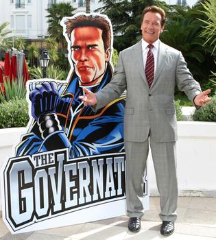 Arnold Schwarzenegger aplaza su vuelta al cine