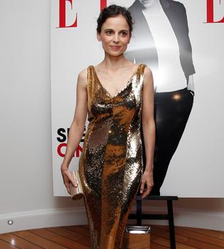 Elena Anaya, reluciente en una fiesta Dior en Cannes
