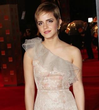 Emma Watson, inmersa en el rodaje de 'The Perks of Being a Wallflower'