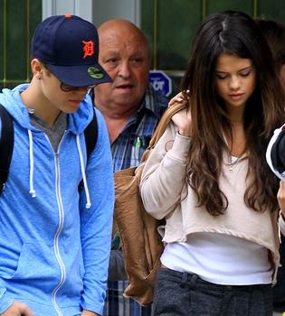 Justin Bieber presenta a Selena Gomez a su familia y la lleva a su tienda de caramelos favorita