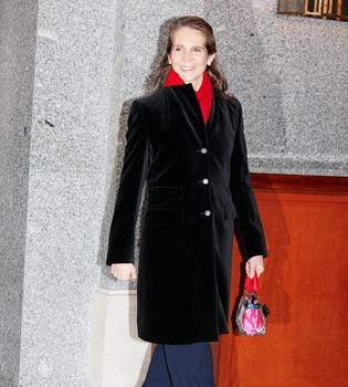 La Infanta Elena busca colegio para Victoria Federica en Londres