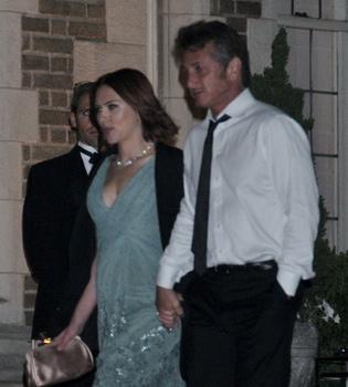 Scarlett Johansson y Sean Penn, ¿segunda oportunidad?