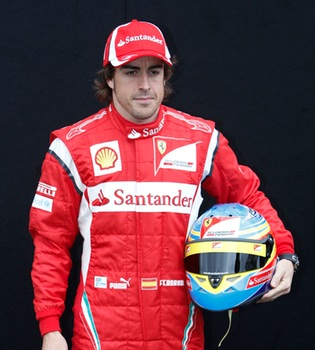 Fernando Alonso y Lewis Hamilton prestan su voz a 'Cars 2'