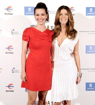 Angie Cepeda y Juana Acosta, premiadas en la XI Semana de Cine Iberoamericano
