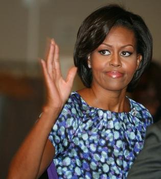 La serie 'iCarly' tendrá como artista invitada a Michelle Obama