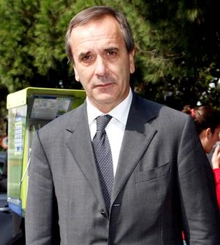 José Antonio Alonso, completamente recuperado del ictus cerebral