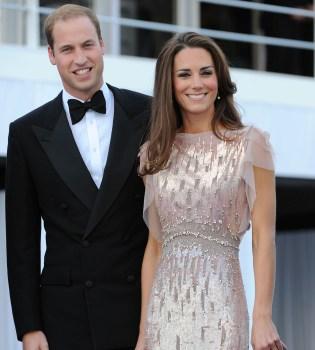 Guillermo y Kate tendrán una casa adyacente al palacio de Kensington