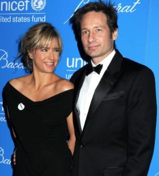 David Duchovny se separa de nuevo de su mujer Tea, ¿por su adicción al sexo?