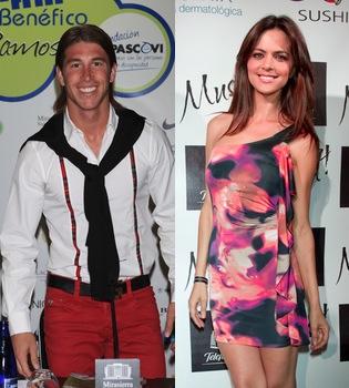 Sergio Ramos y Romina Belluscio, ¿la nueva pareja del verano?