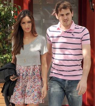 Iker Casillas y Sara Carbonero: de Navalacruz vuelan a Pekín