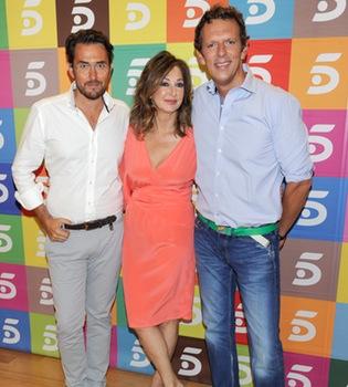 Telecinco renueva 'El Programa de Ana Rosa' tres años más