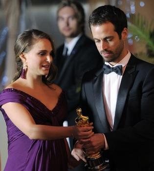 Aleph: el nombre del primer hijo de Natalie Portman y Benjamin Millepied