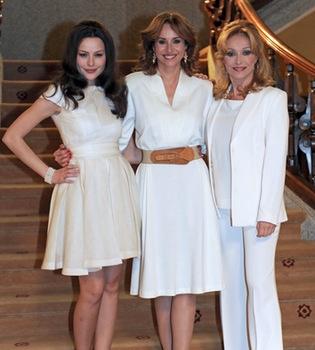 Telecinco sí podrá emitir la tv movie 'Carmen Cervera. La Baronesa'