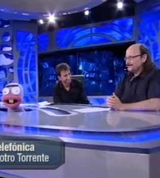Santiago Segura y Mario Vaquerizo, nuevos fichajes de 'El Hormiguero'