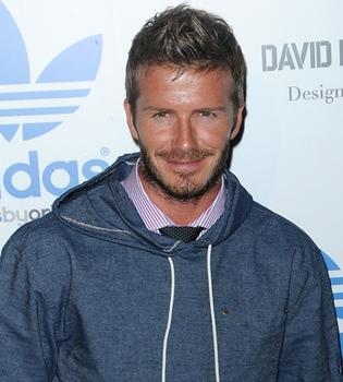 La calvicie amenaza a David Beckham