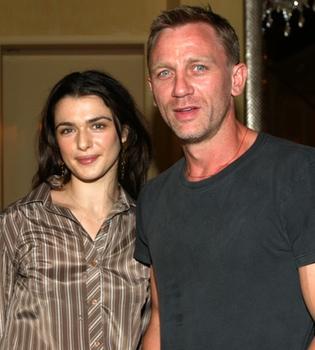Rachel Weisz quiere un 'bebé de ojos azules' de Daniel Craig