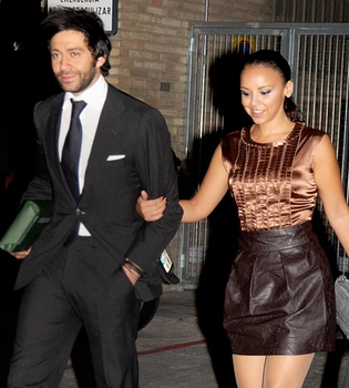 Chenoa rompe con Alain Cornejo tras un año de relación