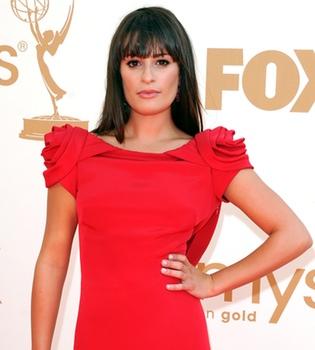 Lea Michele, de 'Glee', rompe con su novio Theo Stockman
