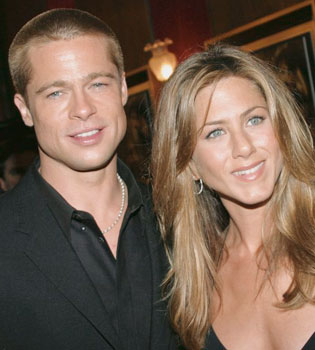 Jennifer Aniston pasa de Brad Pitt
