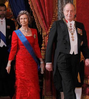Las Bodas de Oro de los Reyes de España, en entredicho