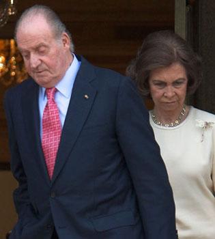 Los Reyes no celebrarán sus bodas de oro: Juan Carlos y Sofía, por separado