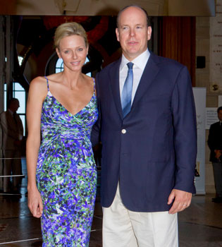 Alberto de Mónaco y Charlene Wittstock esperan su primer hijo