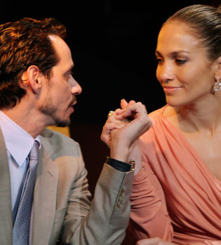 Jennifer López y Marc Anthony: el reencuentro