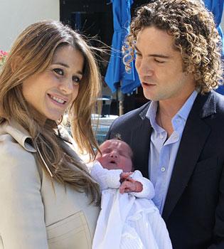 La hija de Bisbal ya tiene nuevo 'papá': el novio de Elena Tablada