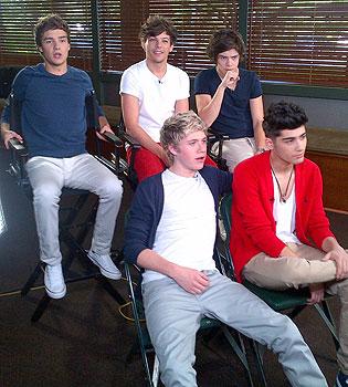 One Direction: la película