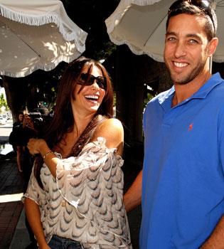 Sofía Vergara forma una 'Modern Family' con su ex, Nick Loeb
