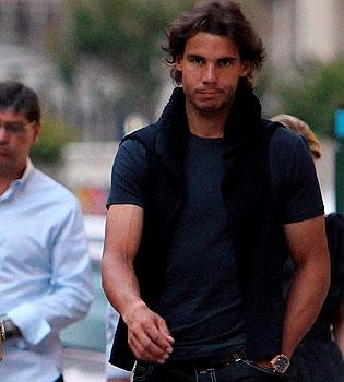 Nadal denuncia el robo de un reloj de 300.000 euros tras la final de Roland Garros