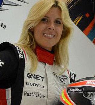 María de Villota pierde un ojo y sigue grave: el trágico accidente de la piloto española
