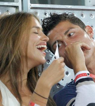 Cristiano Ronaldo y su novia Irina Shayk tendrán su propia discoteca