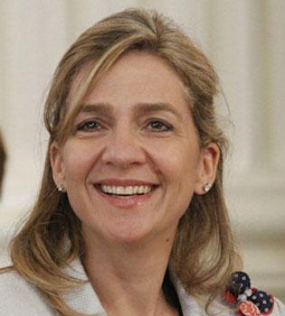 La Infanta Cristina, espiada al igual que Telma Ortiz por una red dedicada al tráfico de datos