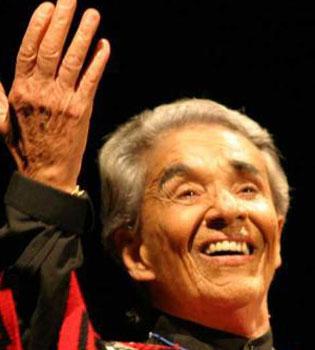 Chavela Vargas 'trasciende' a los 93 años