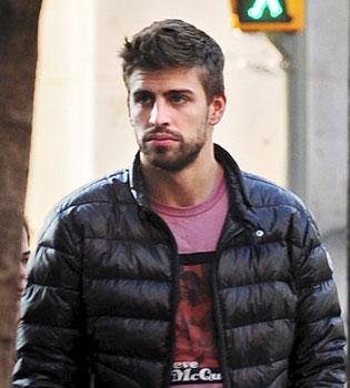 Piqué 'el pirata': el novio de Shakira debuta como doblador de cine