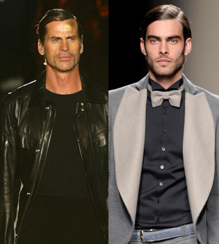 Kortajarena vs Vanderloo en Madrid Fashion Week