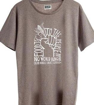 La camiseta de Sánchez Gordillo dura menos de un día en H&M: la polémica