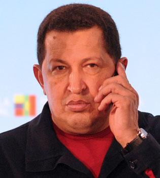 Hugo Chávez: invencible incluso contra el cáncer