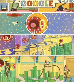 El doodle de Nemo, el más largo de la historia de Google